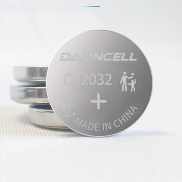 Batería de litio CR2032Células de moneda de alta energía específica de larga duración de almacenamiento para instrumentos quirúrgicos médicos