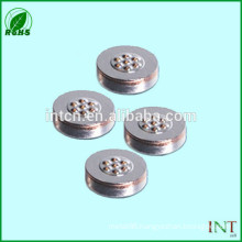 Electrical Contacts and Contact Materials round head button contact
