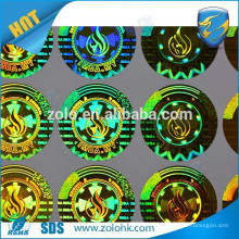 Anti counterfeit brand protection custom tamper proof hologram stickers