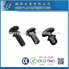 Taiwan Household Product Nylon Plastic Rivet Snap Rivets