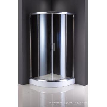 Sanitärkeramik Duschabtrennung Gehärtetes Glas Schiebetüren