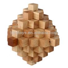 Ananas bal erwachsene hölzerne Puzzles
