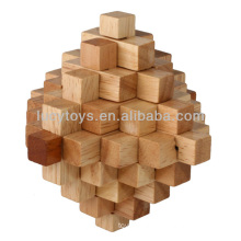pineapple bal adult wooden puzzles