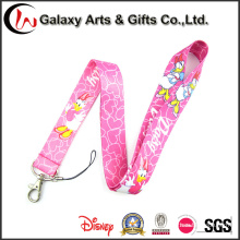 Personalised Sublimation Printing Donald Duck Lanyards Pokemon