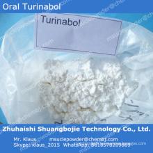 99% Pureté Steroides anabolisants oraux Turinabol Keep Muscle Mess 2446-23-3