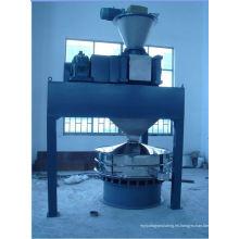 Granulador de la prensa del rollo del método seco de la serie de GZL 2017, mezclador del canal de los SS, granuladores horizontales de los sistemas del polímero
