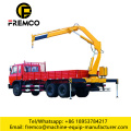 8 Ton Crane Truck For Sale Knuckle Boom
