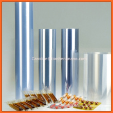 PVC Clear Rigid Film for Vacuum Forming Thermoforming Blister Packaging