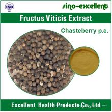 Natural Vitex Trifolia extrato em pó