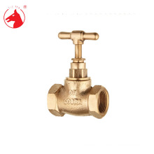 "Newest Design 3/4"" brass stop valve"