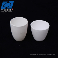Fabricação de produtos cerâmicos industriais de alta resistência à temperatura