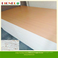 18mm Wood Grain Color Melamine Faced Particle Board for Door