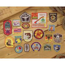 Badges brodés / Patches