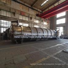 Kommerzieller industrieller Vakuum-Gefriertrockner