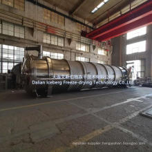 Commercial Industrial Vacuum Freeze Dryer