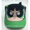 Subimation impresso com logotipo personalizado cap viseira de alta qualidade feita na china
