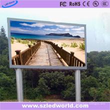 P10 1/2 Escanee la exhibición a todo color al aire libre de la tarjeta de la publicidad del LED