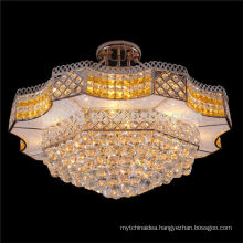 2014 modern luxury LED crystal ceiling lamps