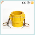 Camlock Nylon coupling type D , cam lock fittings, quick coupling China manufacture