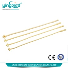 Disposable Natural Latex Malecot Catheter