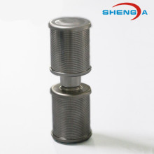 Double Head Filter Nozzle for Water Softener System