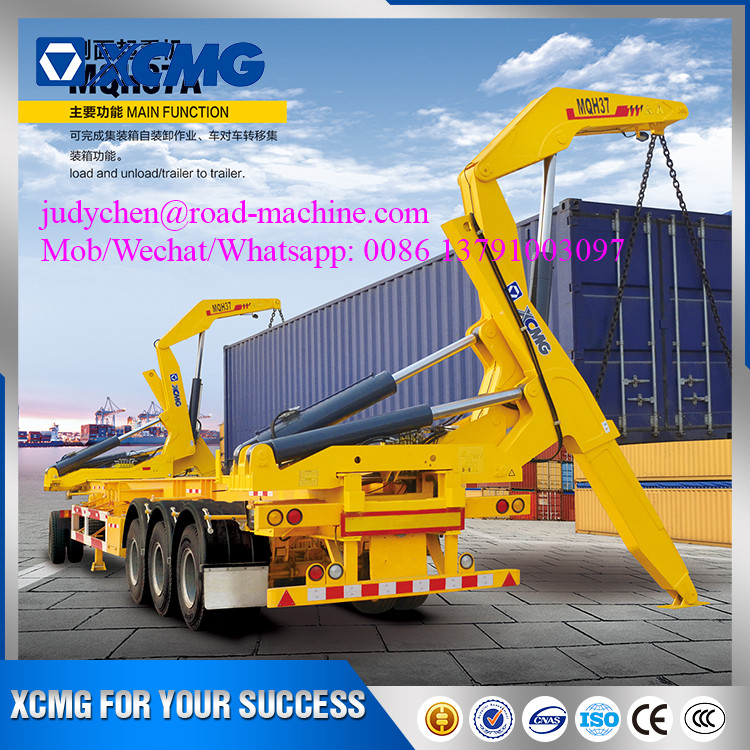 XCMG 37t MQH37A 20 '& 40' Side Lifter