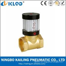 Válvulas neumáticas de pistón para líquidos neutros y gaseosos