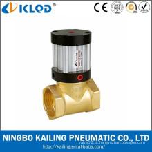 Válvulas pneumáticas de pistão para líquidos neutros e gasosos