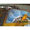 Filtro de vácuo da mineração do preço de fábrica, custo de filtro giratório do vácuo