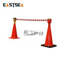 Topper de cone de tráfego de plástico de polipropileno