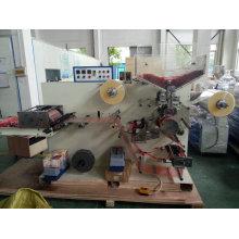 4 lados única máquina de embalagem de palha por filme BOPP