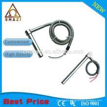 stainless steel hose cartridge heater