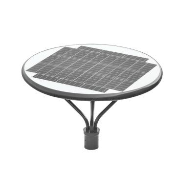 50W led solar garden light fixtures