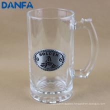 16oz Pewter Emblem Beer Stein / Tankard / Beer Mug (BM021)