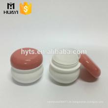 30ml 50ml Kunststoff PP kosmetische Creme Glas