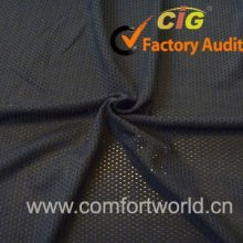 100% Polyester Mesh Fabric For Clothing