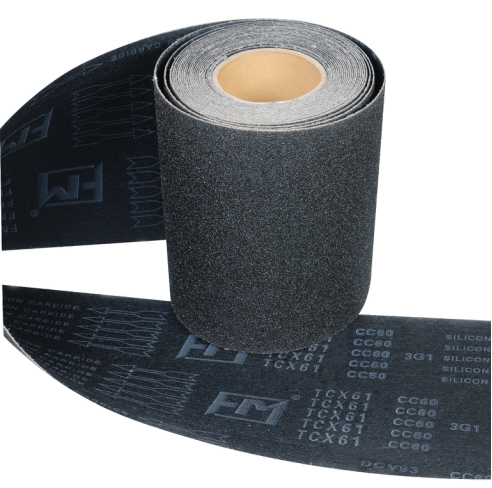 Silicon Carbide Abrasive Cloth