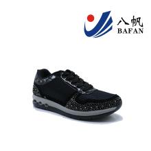 Femmes mode décontractée chaussures de course à plat (BFJ4208)
