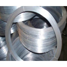 Alambre de hierro galvanizado de bobina pequeña