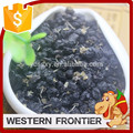 manufacturer supply health food dried style black goji berry