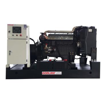 Marque chinoise / bonne qualité 120kw / 150kVA groupe électrogène diesel avec bon moteur chinois / type ouvert