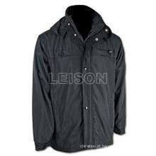 Impermeável e respirável casaco para várias atividades ao ar livre