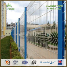 Made in China Sicherheit Geschweißte Panel Zaun / Draht Zaun