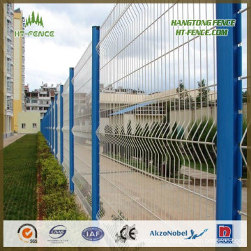 Fabriqué en Chine Security Welded Panel Fence / Wire Fence