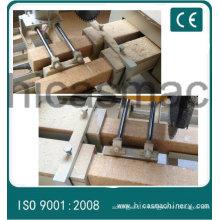 Pédales en bois Hc145 Blocs de palettes en blocs de bois en chips en bois