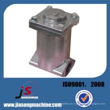 Filtro de aluminio para el dispensador de combustible