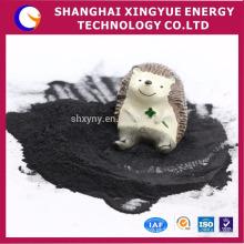 Carvão ativado à base de madeira de açúcar gotejante de glicose à venda