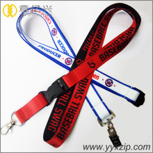 Good Looking Dye Sublimation Lanyards för halsen