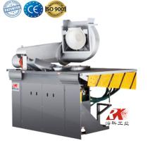industrial scrap metal smelter induction furnace