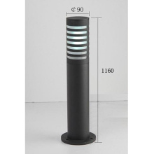 High Quality Black Outdoor Floor Light (KM-F006/L)